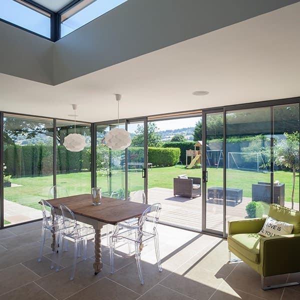 aluminium sliding patio doors near me harpenden